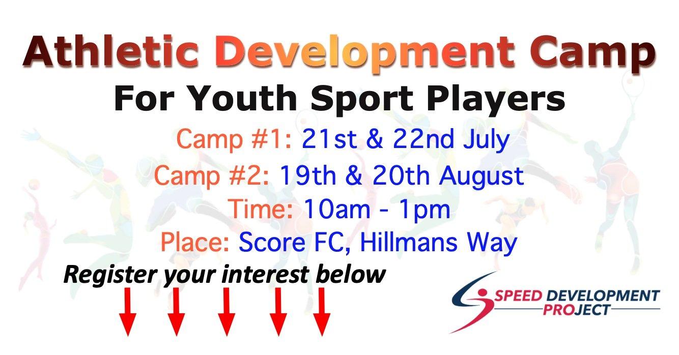 Athletic Dev Camps Website